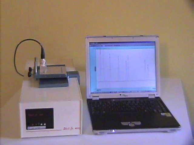 Jr TLC Scanner